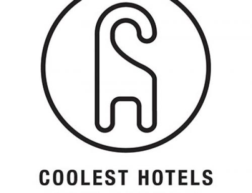 Logo design – Coolest Hotels Of The World